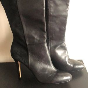 Lord & Taylor Leather Boots